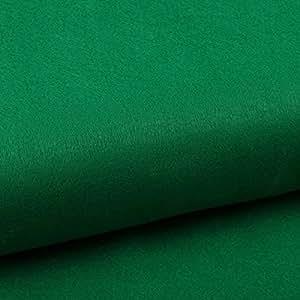 Feutrine à la coupe - Vert - Largeur 180cm - Longueur à la coupe par 50cm