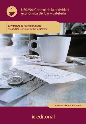 Control de la actividad económica en el bar y cafetería. HOTR0508 por Gabriel Martínez Sánchez