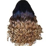 Perücken/Dorical Damen Wigs / 65 cm Lang Wavy Perücke/Haarteile für Karneval Fasching Cosplay Party Kostüm für verschiedene Hautfarben(Braun)