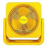 Crompton Bubbly 200mm Personal Fan (Yellow)