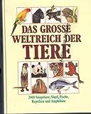 Das grosse Weltreich der Tiere. 2000 Säugetiere, Vögel, Fische, Reptilien und Amphibien auf einen Blick - Philip Whitffeld