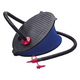Intex 69611 – Pompa a Piede, Blu/Nero/Rosso
