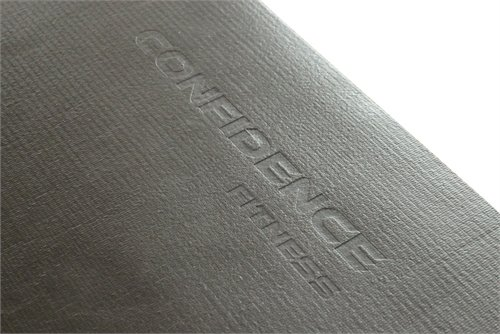 Confidence Fitness Rubber Mat fo...
