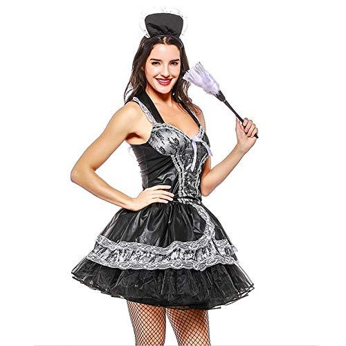 - Sexy Französisch Maid Outfits