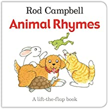 Animal Rhymes (Lift the Flap Book)