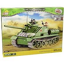 Cobi Bausteine 2467 - Kleine Armee - SU-85 sowjetischer Jagdpanzer