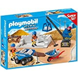 Playmobil - 6144 - SuperSet Construction
