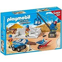 Playmobil - Superset de construcción (61440)