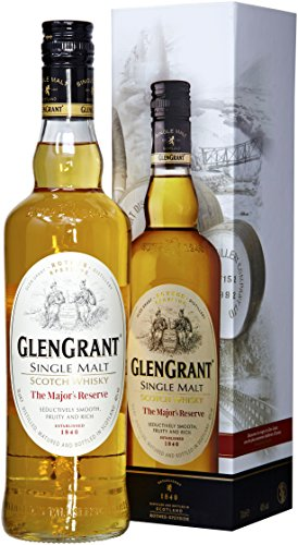 Glen Grant Whisky Single Malt The Major Réserve 70 cl