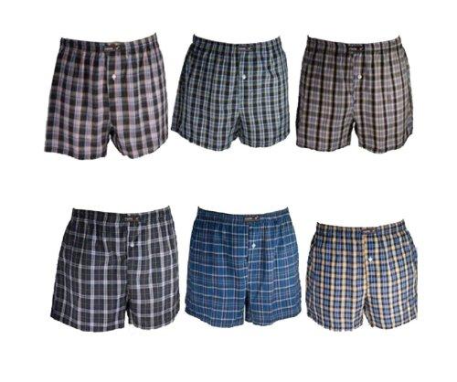 pack-de-6-calzoncillos-remixx-americanos-para-los-hombres-con-cheques-de-moda-en-algodon-100-farbe-b