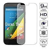 Guran Glass Protector pour Motorola Moto G 4G/3G (1ème génération) Smartphone...