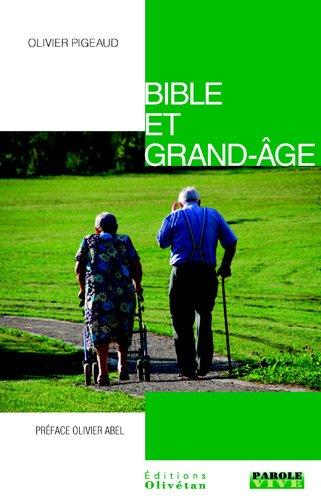 Bible et grand âge