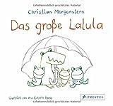 Das große Lalula: Christian Morgenstern