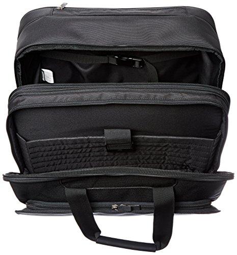 Victorinox Laptop Rollkoffer Werks Professional Officer 17 30 Liters (Schwarz) 0674204040348 schwarz