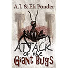 Attack of the Giant Bugs: You Choose a World of Spies Adventure (You Choose Adventure Book 1) (English Edition)