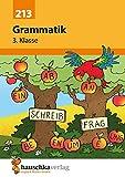 Grammatik 3. Klasse (Deutsch: Grammatik, Band 213)