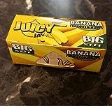 Juicy Jay Esspapier mit Aroma, Rolle mit ca. 5m (Banane), 3 Stück