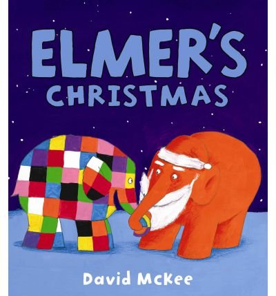(ELMER'S CHRISTMAS) BY MCKEE, DAVID(AUTHOR)Hardcover Sep-2011