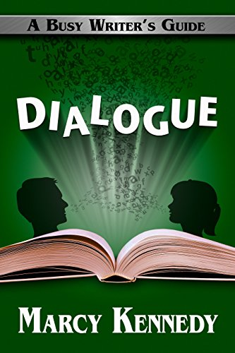 Dialogue (Busy Writer's Guides Book 3) (English Edition)