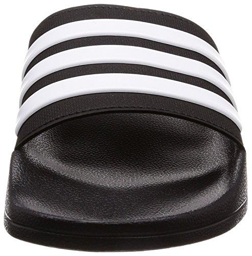 adidas Adilette Shower, Chaussures Pour Sports Aquatiques Homme Noir (Cblack/ftwwht/cblack Aq1701)
