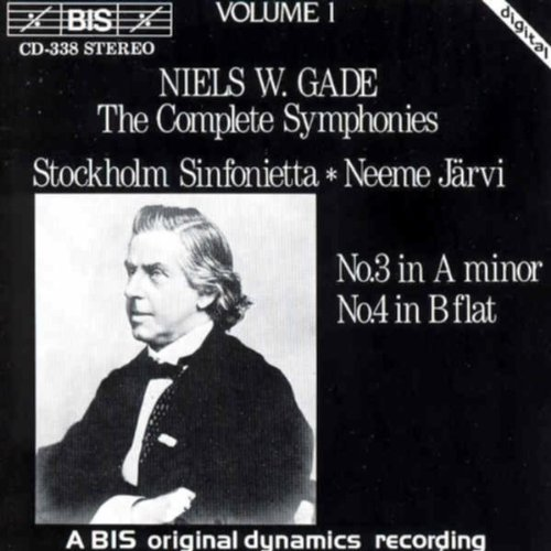 Sinfonien Vol.1: Nrn. 3 und 4