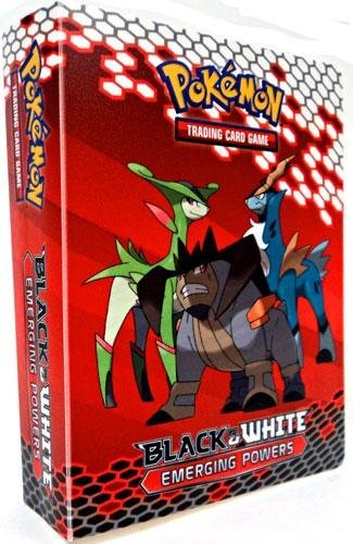 Pokemon Karte Supplies minicollectors Binder Emerging Powers für 60Karten. T9-power-pack