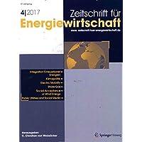 Zeitschrift für Energiewirtschaft [Jahresabo]