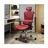 Chaise d'ordinateur Accueil Chaise de Bureau Ergonomique Chaise E-Sport Chaise...
