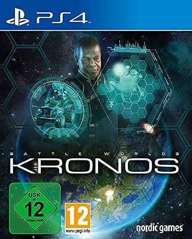 Battle Worlds: Kronos - [PlayStation 4]