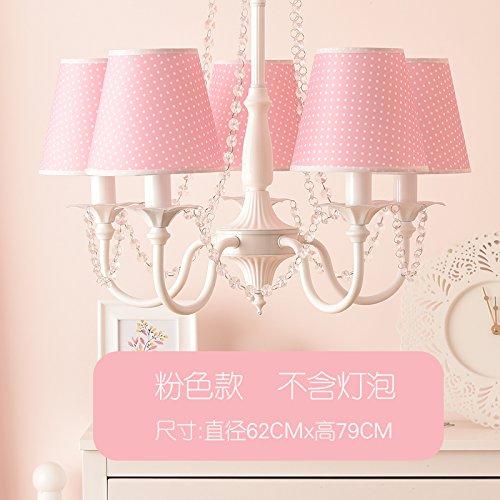 nouvelle-caricature-de-creatrice-de-mode-minimaliste-propre-lustre-princesse-lampe-du-chambres-pour-