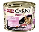 animonda Carny Kitten Baby-Paté 6x200g