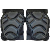 MaMaison007 Morbido spessore pattinaggio ginocchiera sci Knee Pad protettivi sport all'aperto -L
