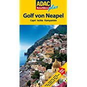 ADAC Reiseführer plus Golf von Neapel: Mit extra Karte zum Herausnehmen