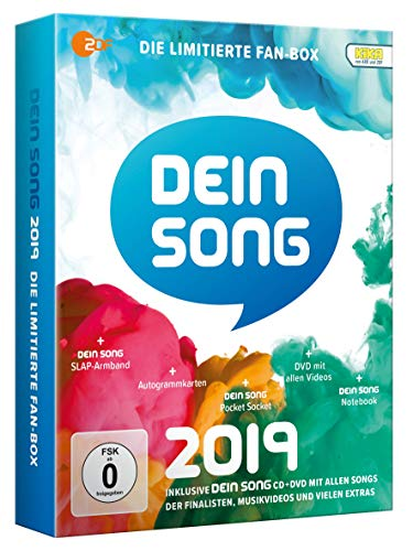 Preisvergleich Produktbild Dein Song 2019-Limitierte Fanbox