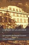 L'ombre de la licorne : Les vacances de Georges Carpioni par Tabbart