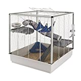 Ferplast Furet Ferret Cage, X-Large, 80 x 75 x 86.5 cm, Grey