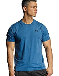 Under Armour Cc Left Chest Lockup Chemise à Manches Courtes Homme
