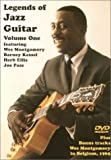 Legends Of Jazz Guitar: Volume 1 [DVD]