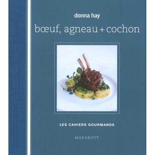 Boeuf, agneau + cochon