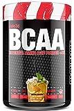 BlackLine 2.0 Juic3d BCAA - Instant Aminosäure Pulver. Vegan, Vitamin B6, Aminos 2:1:1 Leucin, Isoleucin, Valin. 1 x 500g (Eistee Zitrone)