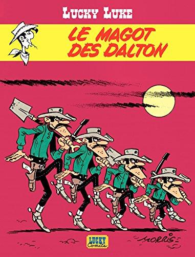 Livres Lucky Luke - tome 16 - Le Magot des Dalton epub pdf