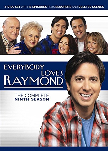 Everybody Loves Raymond  Complete HBO Season 9  DVD   2007