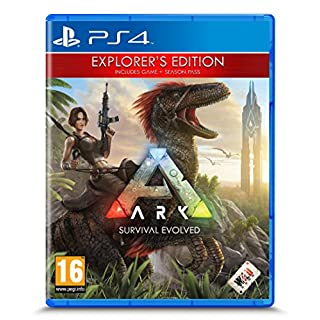 ARK: Survival Evolved - Explorers Edition (PS4)