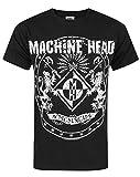 Official Machine Head Crest Men's T-Shirt