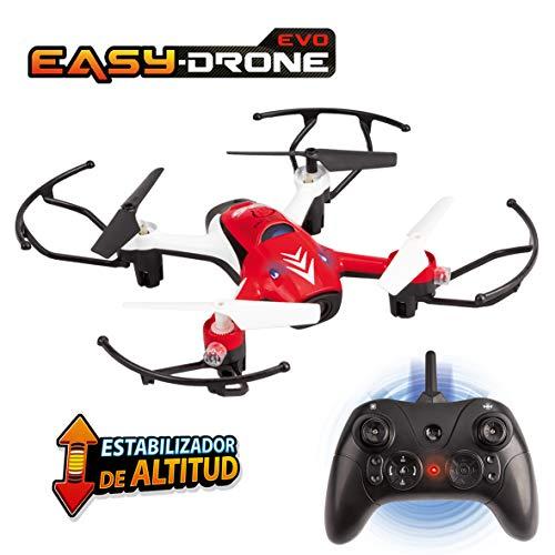 Xtrem Raiders- Easy EVO niños, Juguetes, fácil de Volar, Drones para Principiantes (worldbrands XT280756)