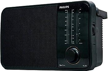 (CERTIFIED REFURBISHED) Philips RL205/N FM Radio