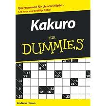 Kakuro Fur Dummies (Für Dummies)