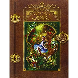Alice in Wonderland (1000 PC Book Box Puzzle)