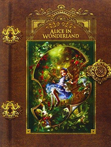 Preisvergleich Produktbild Alice in Wonderland (1000 PC Book Box Puzzle)