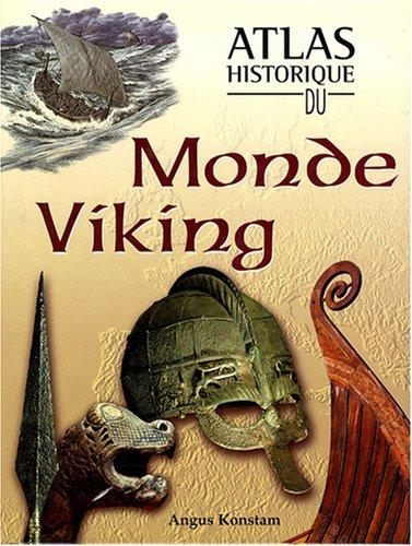 Atlas historique du Monde Viking par Angus Konstam